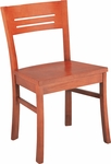 Chandler Wood Side Chair [5003-FS-CMF]