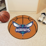 Charlotte Hornets Basketball Mat 27'' Diameter [10219-FS-FAN]