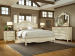 Chateau 5/0 Sleigh Bed [3501-50SLE-FS-AWC]