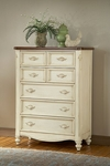 Chateau Five Drawer Chest [3501-150-FS-AWC]