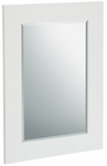 Chatham Wall Mirror in White [6599-FS-EHF]
