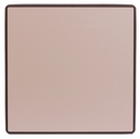 Chelsea 28'' Square Waterproof Laminate Top - Champagne