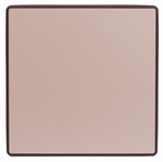 Chelsea 28'' Square Waterproof Laminate Top - Champagne [CP2828-BFMS]