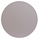 Chelsea 34'' Round Waterproof Laminate Top - Brushed Nickel