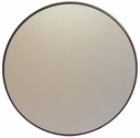 Chelsea 34'' Round Waterproof Laminate Top - Champagne
