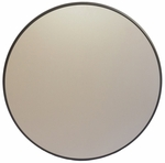 Chelsea 34'' Round Waterproof Laminate Top - Champagne [CP34R-BFMS]