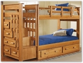 Chelsea - Honey Bedroom Collection