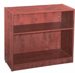 Cherry 30''H Bookcase [ML154-CHERRY-FS-MAR]