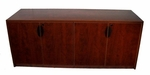 Cherry 4 Door Conference Credenza [ML158-CHERRY-FS-MAR]