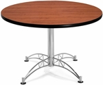 42'' Round Multi-Purpose Table - Cherry [KLT42RD-CHY-MFO]