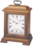 Cherry Finish Mantel Clock with Chime [QXJ102BC-FS-SEI]