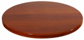 Cherry Resin 30'' Round Indoor Table Top