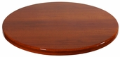 Cherry Resin 36'' Round Indoor Table Top