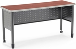 Mesa 20'' D x 59'' W Training Table - Cherry [66510-CHY-MFO]