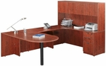 Cherry U Group Office Set [ML354-CHERRY-FS-MAR]