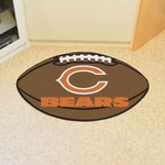Chicago Bears Football Mat 22'' x 35'' [5712-FS-FAN]