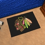 Chicago Blackhawks Starter Mat 19'' x 30'' [10278-FS-FAN]