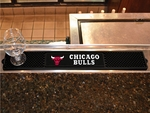 Chicago Bulls Drink Mat 3.25'' x 24'' [14049-FS-FAN]