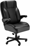 Chief Office Chair with Lumbar Support - Leather [OF-CHIEF-L-FS-ARE]