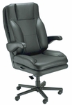 Chief Office Chair in Leathermate [OF-CHIEF-LLM-FS-ARE]