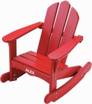 Child's Adirondack Rocking Chair [141-FS-LC]