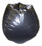 Child Size Black Bean Bag Chair [ST-10-BLACK-FS-BBB]