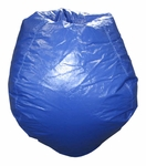 Child Size Blue Bean Bag Chair [ST-10-BLUE-FS-BBB]