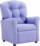 Kids Recliner with Button Tufted Back [400-FS-BZ]