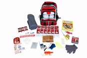 Children's Survival Kit with Multi-Pocket Hikers Backpack