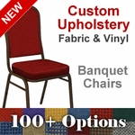 Choose from OVER 100 Custom Fabrics and Vinyls [FD-C01-GV-CUSTOM-GG]