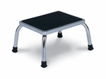 Chrome Steel Footstool [4220-FS-WIN]