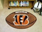 Cincinnati Bengals Football Rug [5693-FS-FAN]