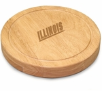 Circo Chopping Board - University of Illinois Engraved [854-00-505-213-0-FS-PNT]
