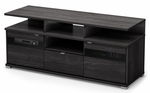 City Life II Collection TV Stand Grey Oak [4137676-FS-SS]