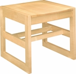 Class Act Wood Bench [25-O-FS-CMF]