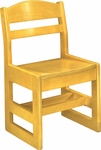 Classmate 14''H Sled Base Kid Chair [55-O-FS-CMF]