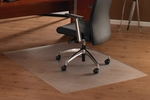 48''W x 60''L Cleartex Ultimat Anti-Slip Office Mat for Hard Floors and Low Pile Carpets [1215020ERA-FS-FTX]