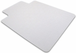 35''W x 47''L Cleartex Ultimat Anti-Slip with Lip Office Mat for Hard Floors [128920LRA-FS-FTX]