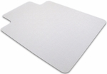 48''W x 60''L Cleartex Unomat Anti-Slip with Lip Office Mat for Hard Floors and Low Pile Carpets [1215020LRA-FS-FTX]