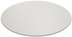 Cleartex Polycarbonate Circular General Purpose Mats for Hard Floors - Diameter 24'' [126020RR-FS-FTX]