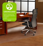 79''W x 60''L Cleartex Ultimat XXL Office Mat for Hard Floors and Low To Medium Pile Carpets [1215020019ER-FS-FTX]