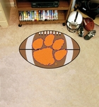 Clemson University Football Rug 22'' x 35'' [3726-FS-FAN]