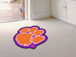 Clemson University Mascot Mat Approx. 36'' x 36'' [7926-FS-FAN]