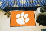 Clemson University Starter Mat 19'' x 30'' [3725-FS-FAN]