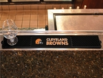 Cleveland Browns Drink Mat 3.25'' x 24'' [13982-FS-FAN]