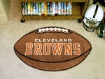 Cleveland Browns Football Rug [5705-FS-FAN]