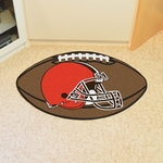Cleveland Browns Football Mat 22'' x 35'' [5705-FS-FAN]