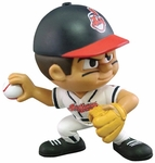 Cleveland Indians Lil' Teammates MLB Pitcher [LPCLE-FS-PAI]