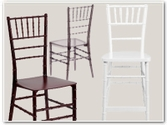 Closeout Chiavari Chairs