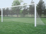 Club Plus Aluminum Permanent/Semi-Permanent In-Ground Soccer Goal [SC2170IGA-BIS]